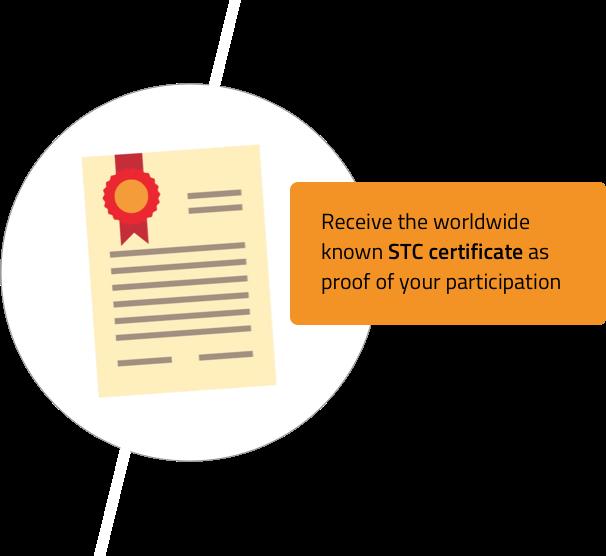 certificate STC International