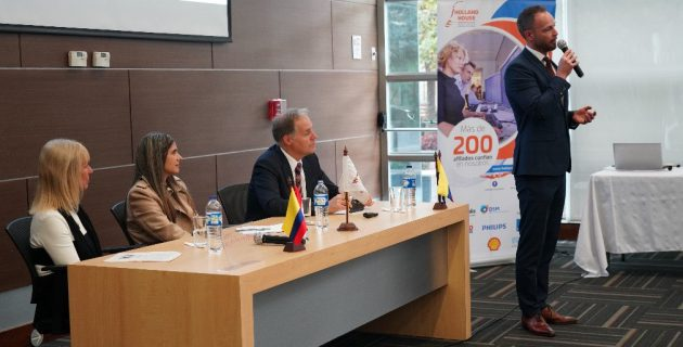 Academic Business Event in Colombia