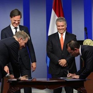 Umbrella Agreement between STC and SENA