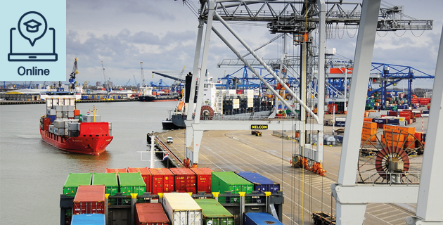 First Online Courses for Maritime and Logistics Professionals
