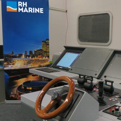 RH Marine bridge simulator